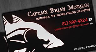 Captain Brian Morgan