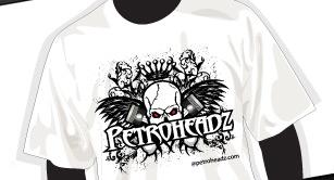 Petroheadz T-shirt