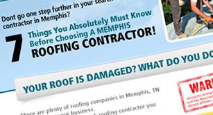 Best Roofing Memphis